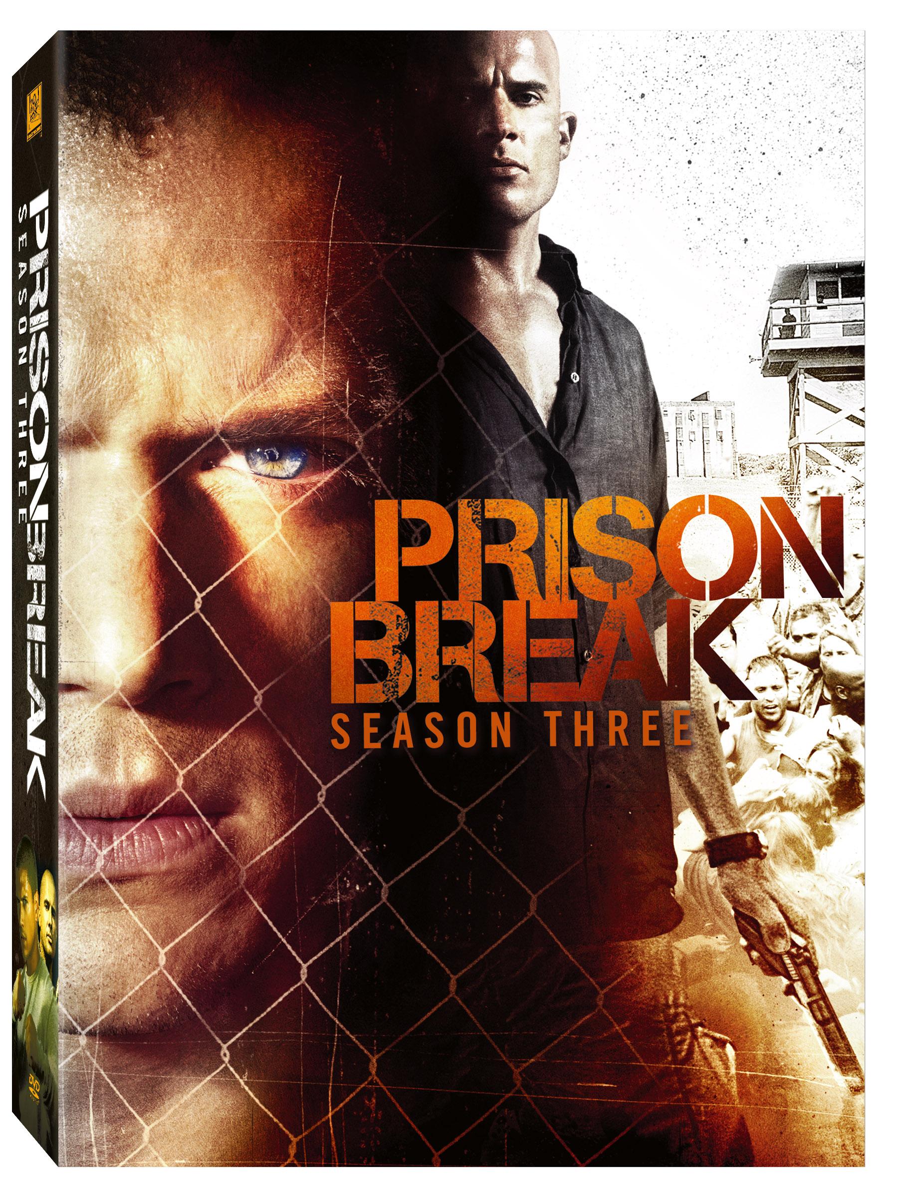 Watch Prison Break Season 3   Prime Video